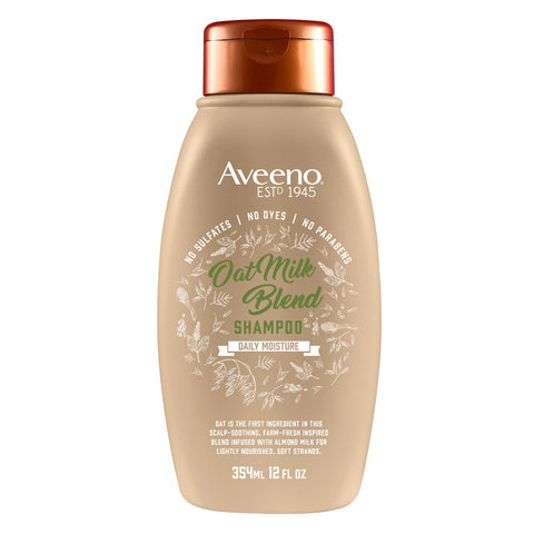 Aveeno Oat Milk Shampoo 354mL