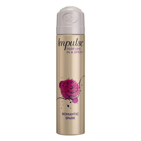 Impulse Perfume in a Spray (Romantic Spark) 57g