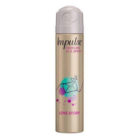 Impulse Perfume in a Spray (Love Story) 57g