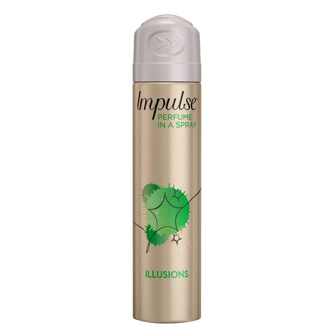 Impulse Perfume in a Spray (Illusions) 57g