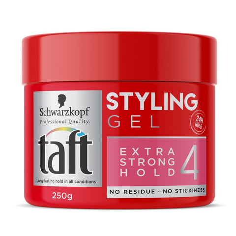 Schwarzkopf Taft Styling Gel Extra Strong Hold 250g