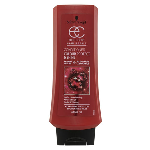 SCHWARZKOPF Extra Care Colour Protect & Shine Conditioner 400 mL