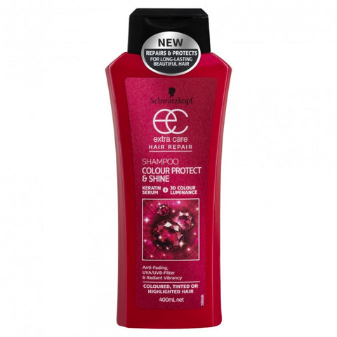 SCHWARZKOPF Extra Care Colour Protect & Shine Shampoo 400mL