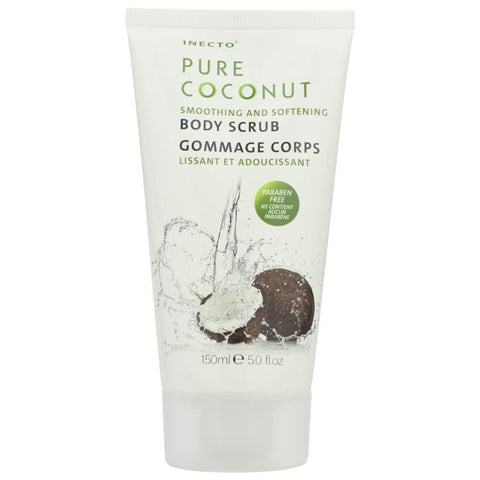 Inecto Pure Coconut Exfoliating Body Scrub 150ml