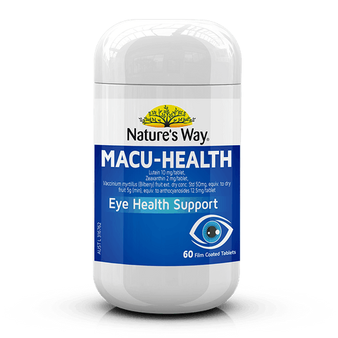 Nature's Way Macu-Health 60 Tablets