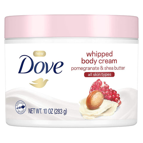 DOVE BODY CRM PMGRNT SHEA 250M