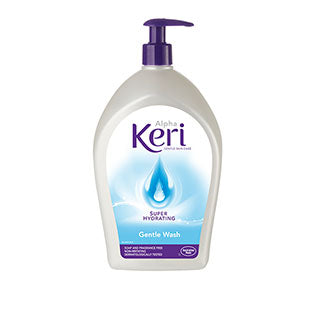 Alpha Keri Skin Hydrating Body Wash - 1000 mL