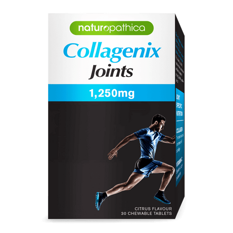 Naturopathica Collagenix Joints 1250mg 30 Chewable Tablets