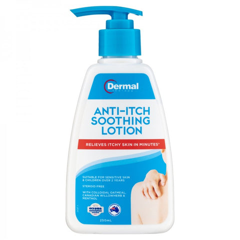 Dermal Therapy Anti-Itch Soothing Lotion - 250mL
