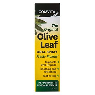 Comvita Olive Leaf Oral Spray - 20mL