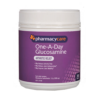 Pharmacy Care One A Day Glucosamine 1500mg 200 Tablets