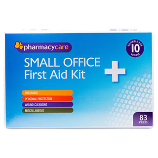 Pharmacy Care First Aid Kit Small Office