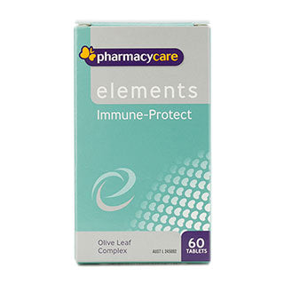 Pharmacy Care Elements Immune-Protect 60 Tablets