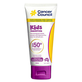 Cancer Council Kids Sunscreen SPF50 - 35mL