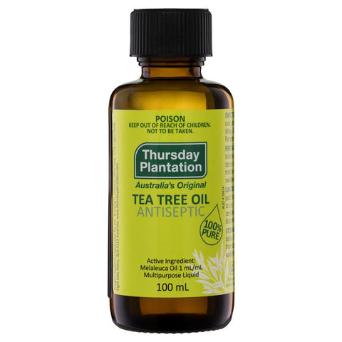 Thursday Plantation Tea Tree Oil 100ml