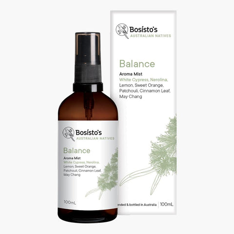 BOSISTOS Natives Balance Aroma Mist 100ML