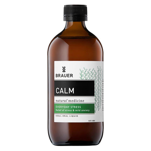 Brauer Calm Oral Liquid 500ml