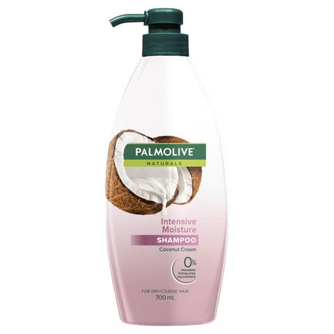 Palmolive Naturals Intensive Moisture Shampoo Coconut Cream 700mL