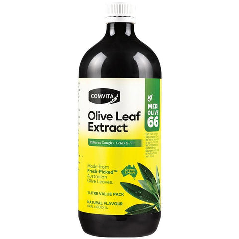 Comvita Olive Leaf Extract Natural 1Litre