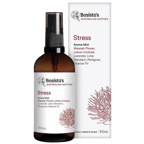 Bosistos Native Stress Aroma Mist 100ml