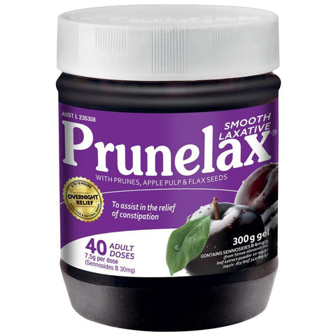 Prunelax Smooth 300g