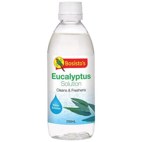 Bosistos Eucalyptus Solution 250mL