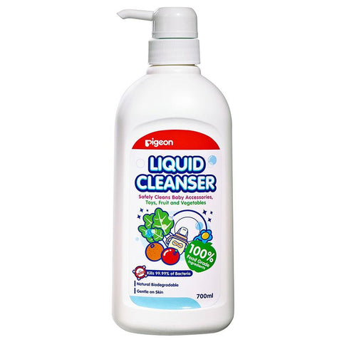 Pigeon Bottle Liquid Cleanser 700ml