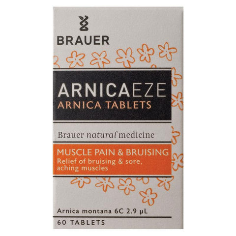 Brauer Arnicaeze 60 Tablets
