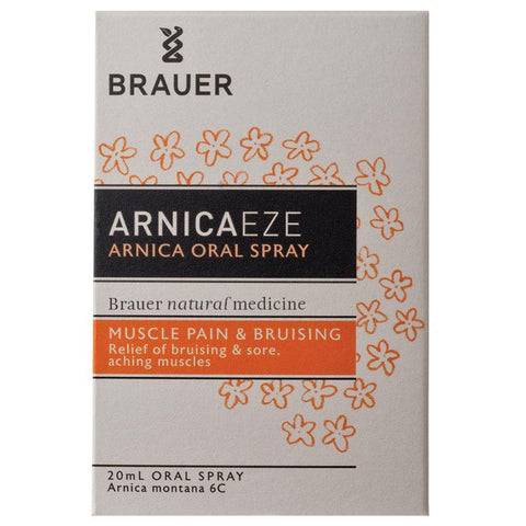 Brauer Arnicaeze Oral Spray 20ml