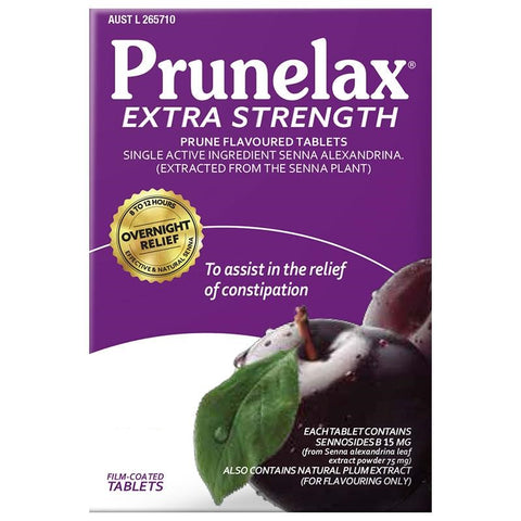 Prunelax 120 Tablets