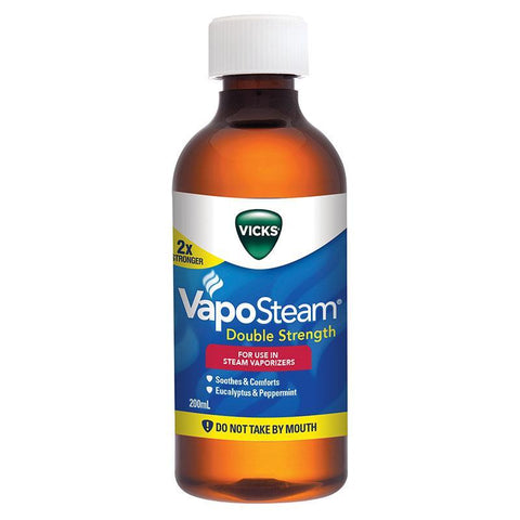 Vicks VapoSteam Double Strength 200ml