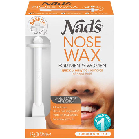 Nad's Nose Wax for Men & Women - 12g