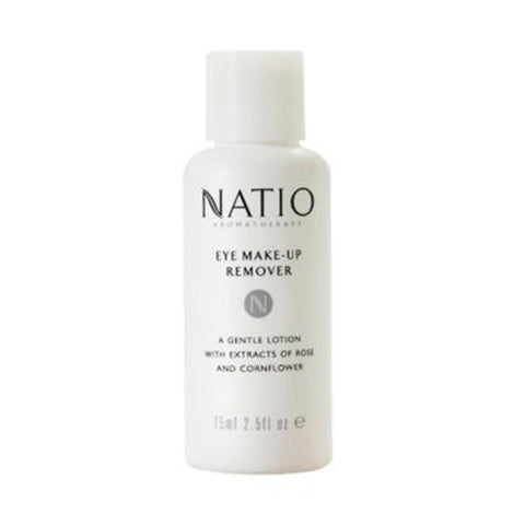 Natio Eye Make-up Remover 75ml