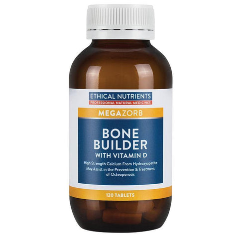 Ethical Nutrients Bone Builder with Vitamin D Tab x 120