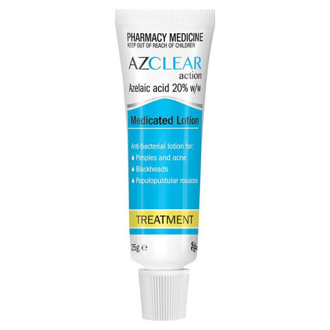 Ego Azclear Medicated Lotion 25G - Pimples & Acne