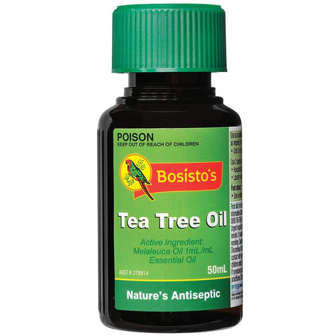 Bosisto's Tea Tree Oil 50ml