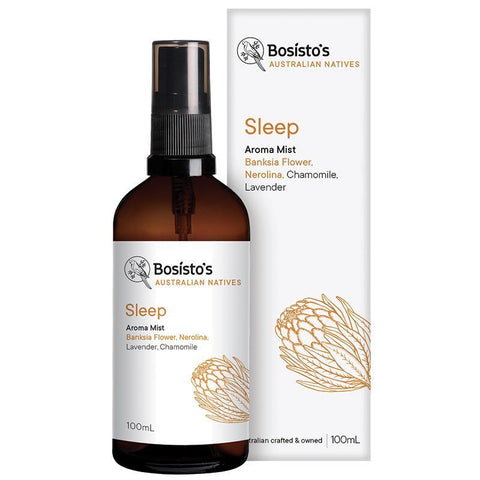 Bosistos Native Sleep Aroma Mist 100ml