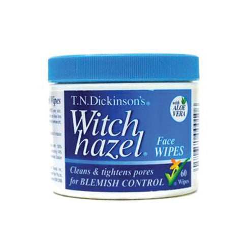 Witch Hazel Face Wipes 60