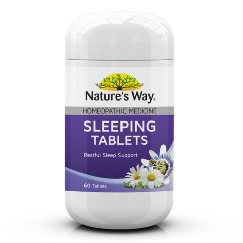 Nature's Way Sleeping Tablets 60 Tablets