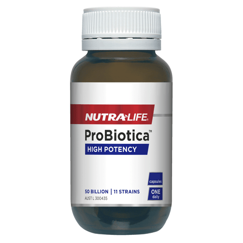 NutraLife Probiotica High Potency 50 Capsules