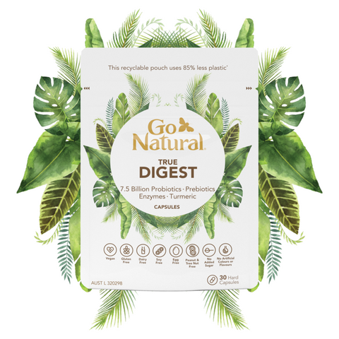 Go Natural True Digest 30 Capsules  (OUT OF STOCK)