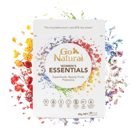 Go Natural Women's Essentials 30 Capsules