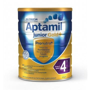 Aptamil Gold Plus 4 Junior Formula (2 Year+) 900g (OUT OF STOCK)