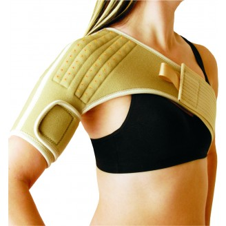 DICK WICKS SHOULDER BRACE WITH MAGNETS