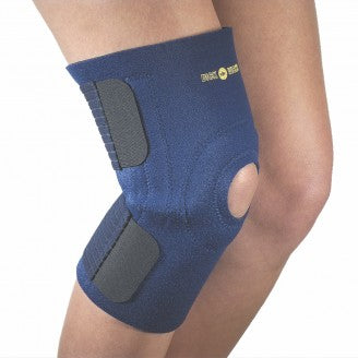 ACTIVEASE THERMAL KNEE SUPPORT WITH MAGNETS BY DICK WICKS