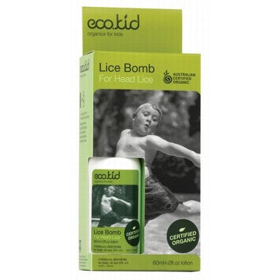 ECO KID Lice Bomb 60ml(Out Of Stock)