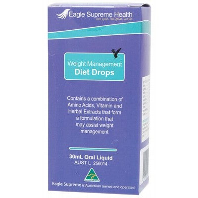 HCG Weight Management Diet Drops 30ml