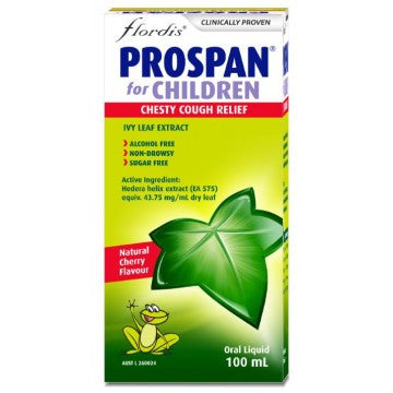 Prospan Chesty Cough Relief For Children 100ml