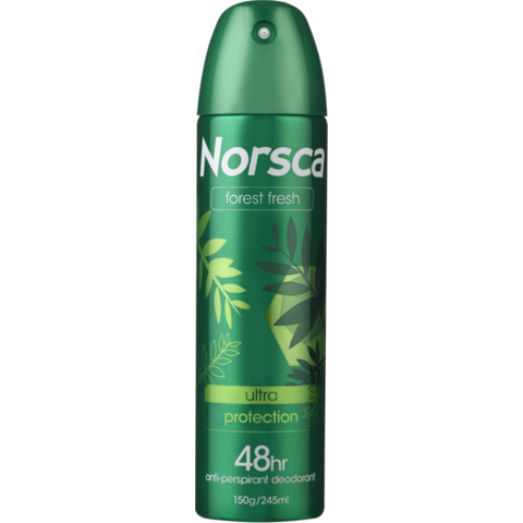 NORSCA Forest Fresh Antiperspirant Pump 150 mL