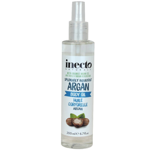 Inecto Naturals Argan Body Oil 200m(OUT OF STOCK)